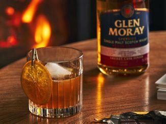 Glen Moray Marmalade Old Fashioned