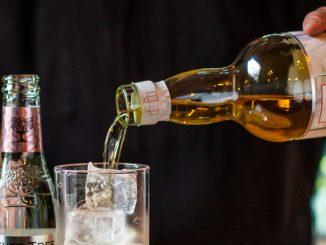 Glasshouse Whisky highball
