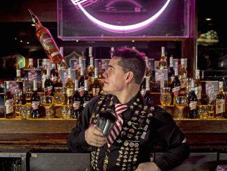 TGI Fridays Rob Stephens flair cocktail bartender