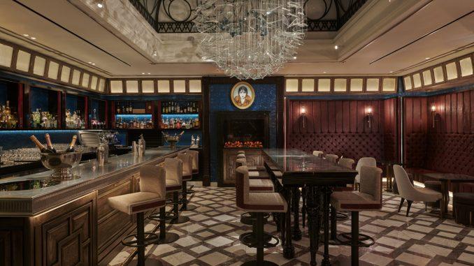 40 Elephants bar Great Scotland Yard hotel