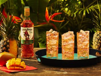 Captain Morgan Tiki rum