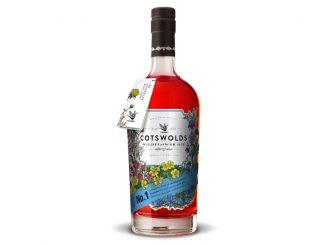 Cotswolds Wildflower Gin bottle LR