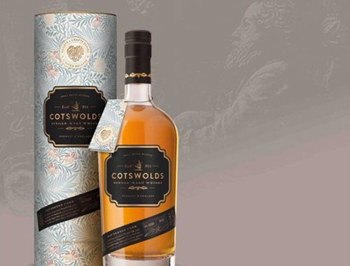 Cotswolds Distillery Hearts and Crafts whisky sauternes