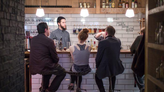The Lucky Liquor Edinburgh