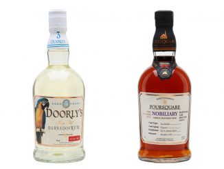 Doorly's 3 Year Old 47 and Foursquare Nobiliary rums