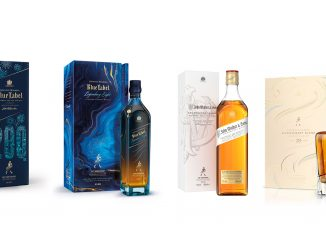 Johnnie Walker whisky 200th Anniversary editions 2020