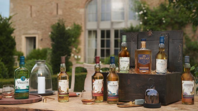 Diageo 2020 Special Releases rare single malt scotch whisky collection