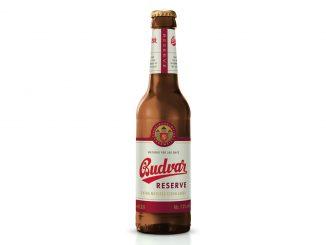 Budvar Reserve 2021 bottle