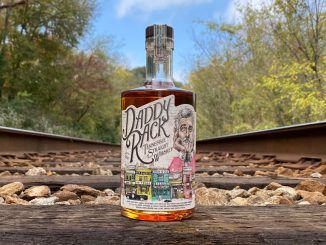 Daddy Rack Tennessee whiskey