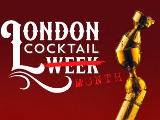 London Cocktail Week Resilience trade logo 2021