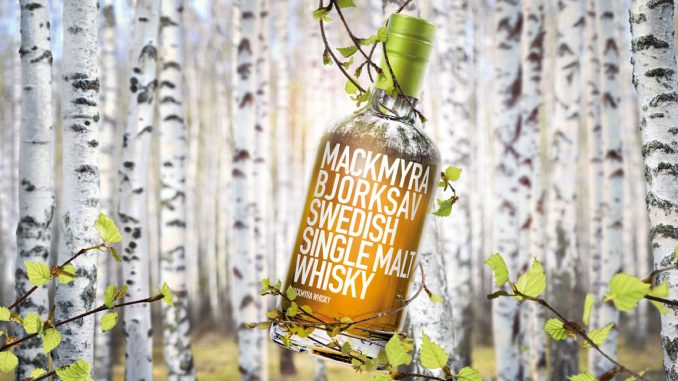 Mackmyra bjorksav whisky