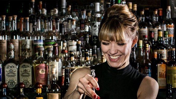 American Bar head bartender